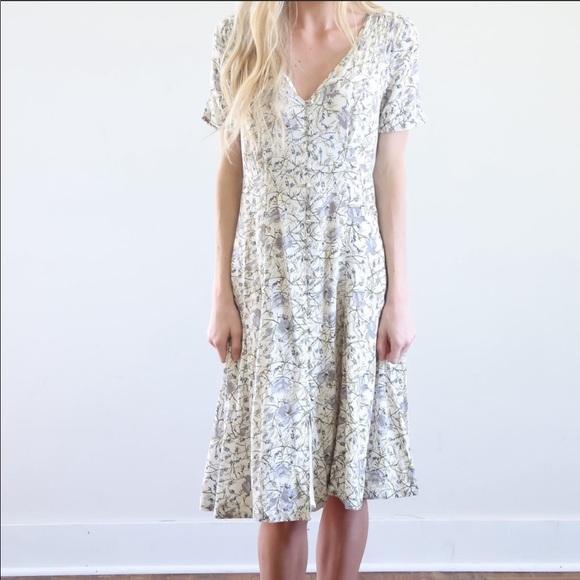 93a69658991b Free People Dresses & Skirts - Free People Mystic Magnolia Floral Midi Dress